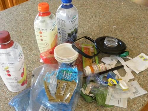 Plastic Challenge: Pat Clancy, Week 6