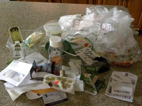 Plastic Challenge: Pat Clancy, Week 7