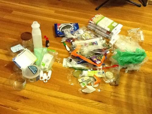 Plastic Challenge: Valerie Teruel, Week 2