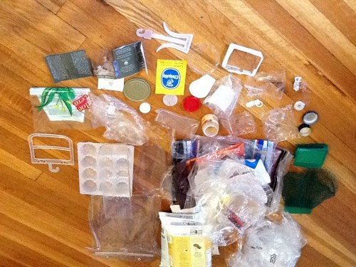 Plastic Challenge: Valerie Teruel, Week 4