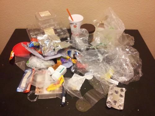 Plastic Challenge: Margaret, Week 43