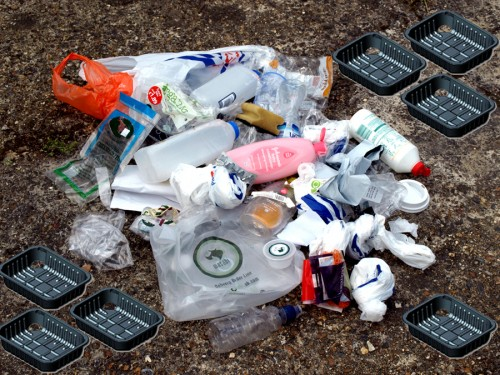 Plastic Challenge: Christina Nevin, Week 01