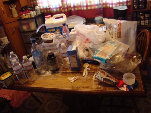 Plastic Challenge: Genevieve, Week 2