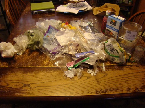 Plastic Challenge: Genevieve, Week 4