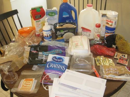 Plastic Challenge: Christina S., Week 1