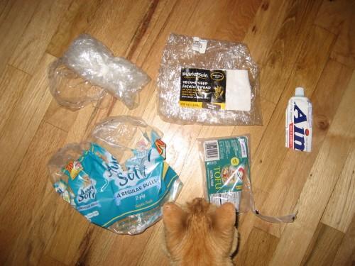 Plastic Challenge: jennifer patrick, Week 5