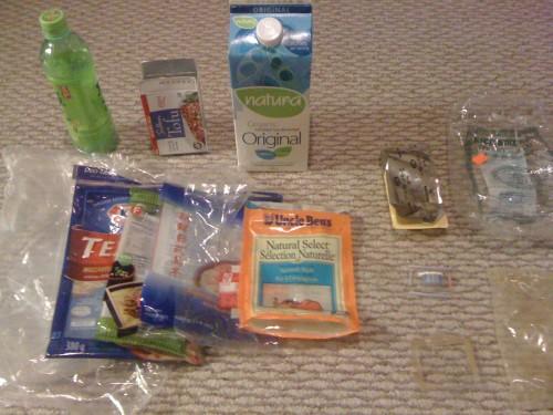 Plastic Challenge: Cedar, Week 2