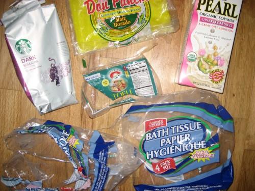 Plastic Challenge: jennifer patrick, Week 11