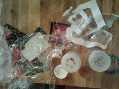 Plastic Challenge: Eve Stavros, Week 21