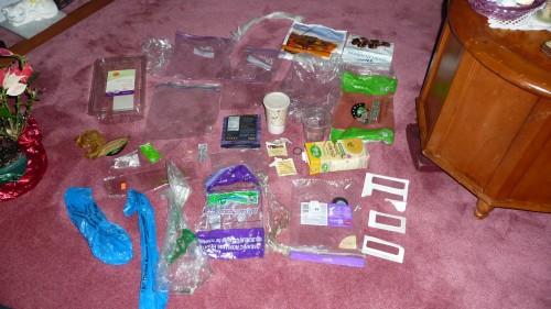 Plastic Challenge: Natalie, Week 1