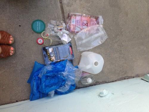 Plastic Challenge: Hannah Spector, Week 1