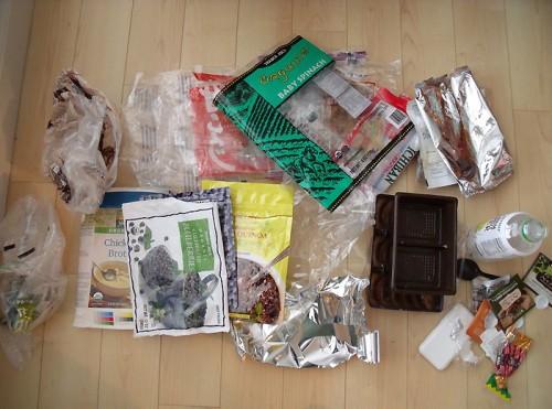 Plastic Challenge: Harumi, Week 2